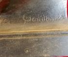Ленин бюст, материал метал, высота 24 см., ширина 7 см., длина 7 см.  - 6