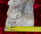 Скульптура Медведь, материал камень, высота 15 см., ширина 10 см., длина 20 см. - 7
