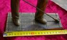 Скульптура Сталевар, материал бронза, высота 39 см., ширина 21 см., длина 9 см., 3 кг.,  - 2
