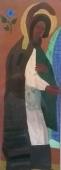 Монах 1912. Холст, масло.