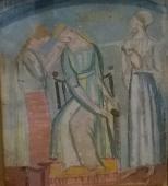 Плачь Ярославы начало 1910-х. Холст, масло.