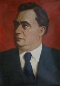 Портрет Димитрова 200-150 холст, масло