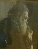 Портрет старика 1890.