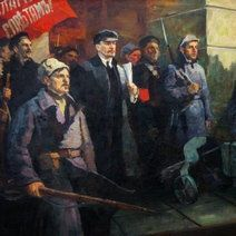 Картины соцреализма с названиями и авторами фото