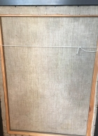 Цветочный натюрморт 66-88 см., холст, масло, 2003 год  - 2
