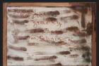 Стонхендж 48-65 см., холст, масло 2003 год  - 2