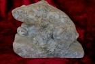 Скульптура Медведь, материал камень, высота 15 см., ширина 10 см., длина 20 см. - 2