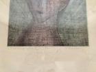 Скифия (автолитография) 40-60 см., картон, графика  - 1