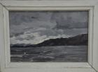 Баренцево Море 18-26 см., картон, масло  - 1