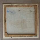 Абстракция восминог 70-60 см., холст, масло 1996 год  - 2