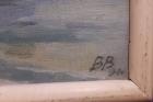 Гора Медведь 25-35 см., холст, масло 1990  - 2