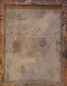 Ню 93-73 см., холст, масло  - 2