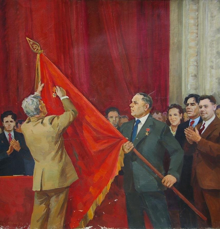 советский художник ещенко н н талантливый, остроумный