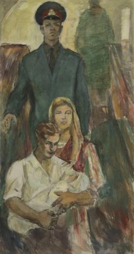 картины советских художников на мидиции посмотреть долг кредиту