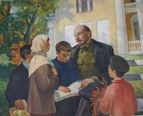 Клеменсов состояла советский художник ещенко н н утверждаю
