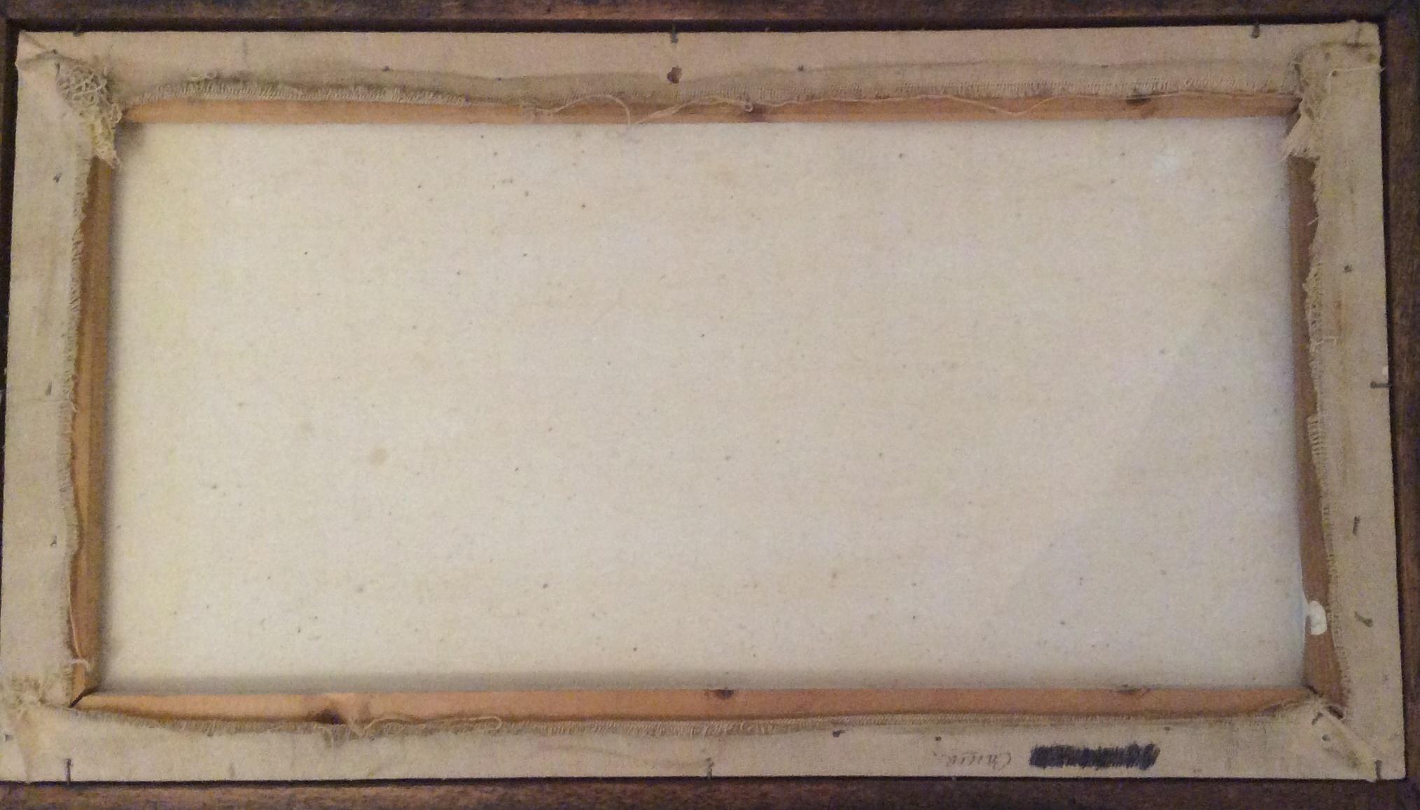 Морской пейзаж 32-58 см., холст, масло 1992 год  - 1