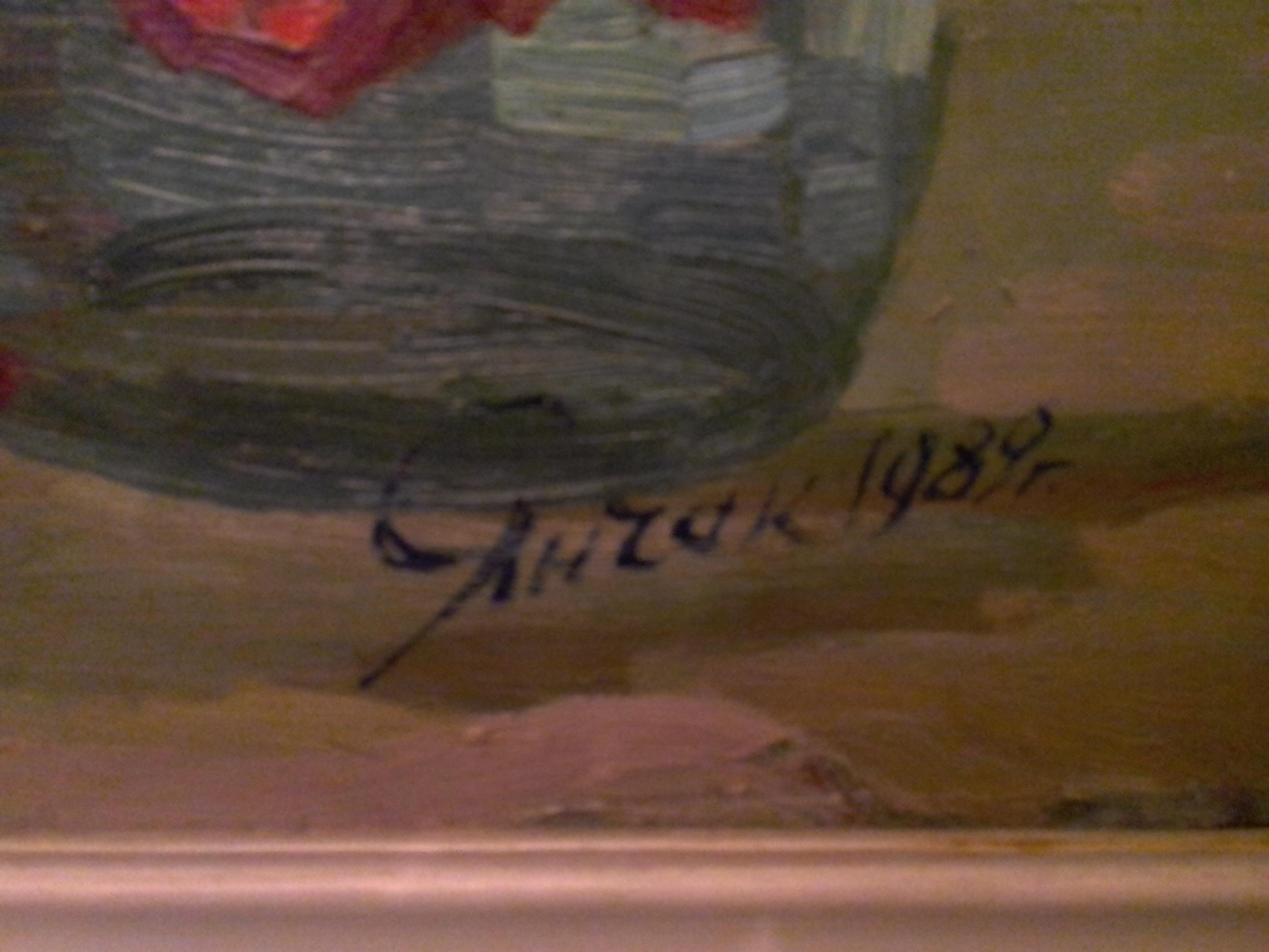 Богини 60-45 см., холст, масло 1989 год - 1