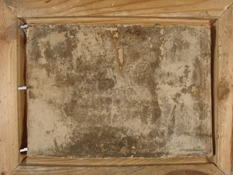 Жены рыбаков 20,5-14,6 см., холст на картоне, масло 1924  - 2