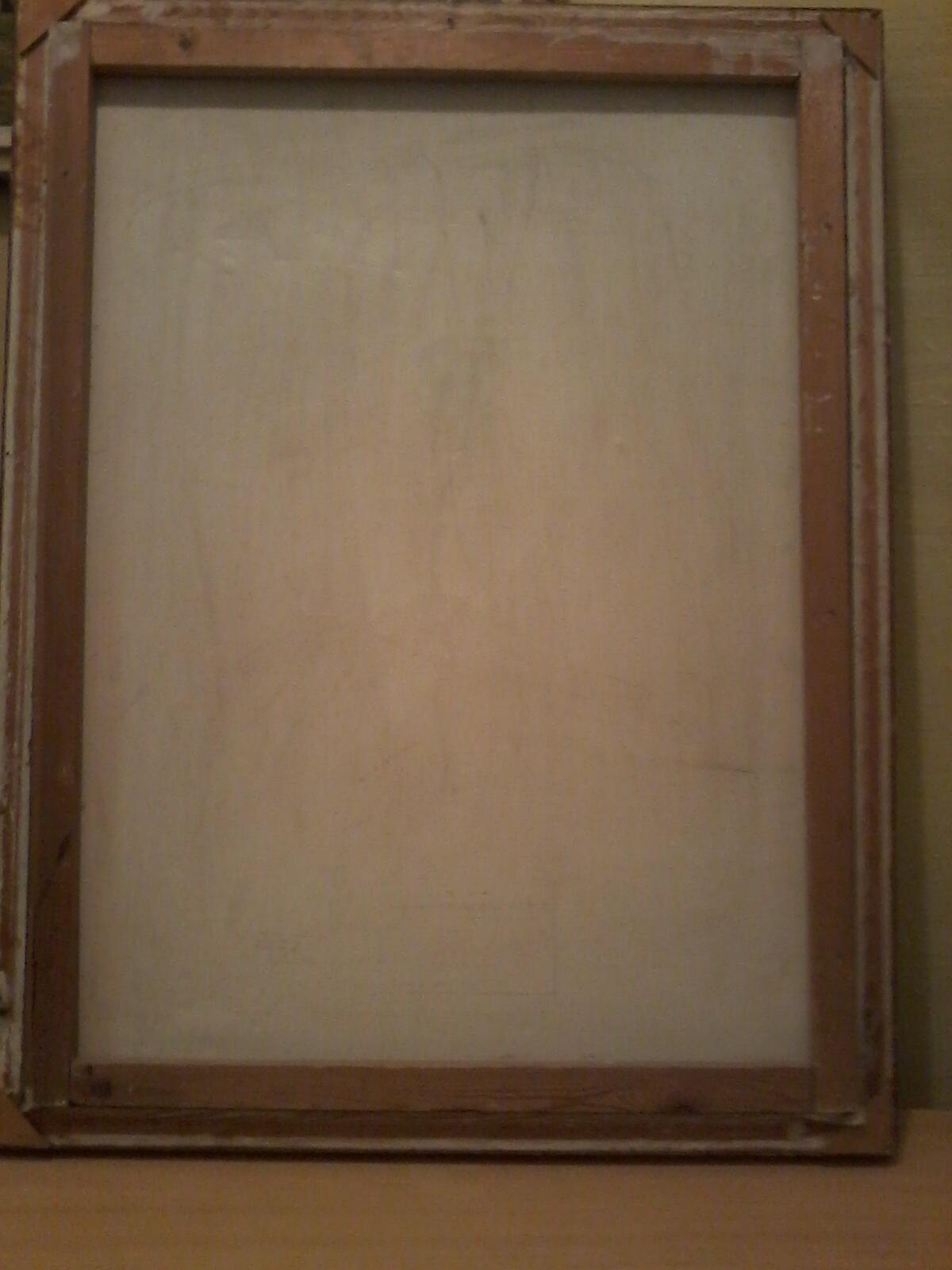 Портрет Чехова 80-60 см., холст, масло 1950-1960е  - 1