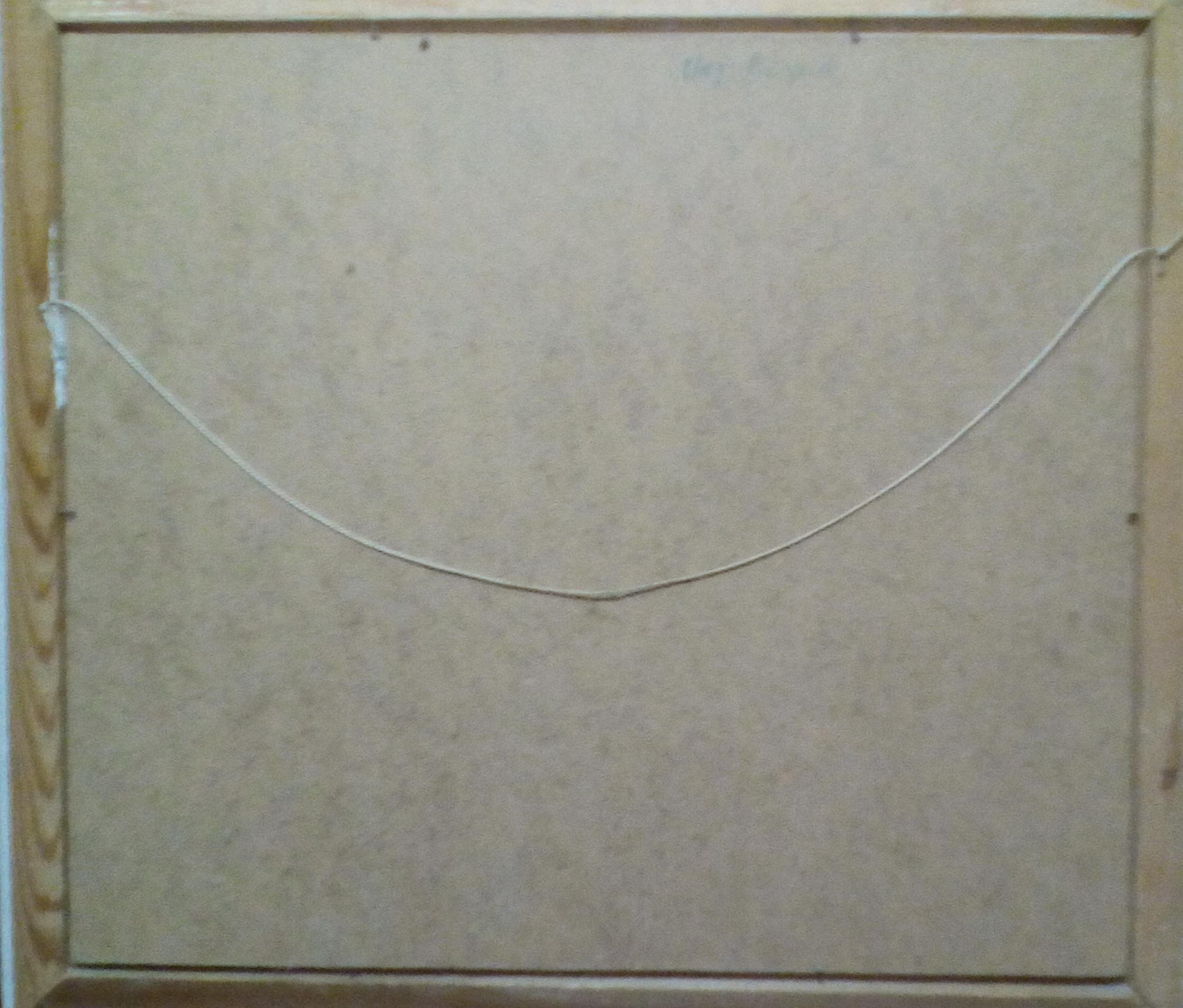 Сендер У реки 35-39 см., двп, масло - 1